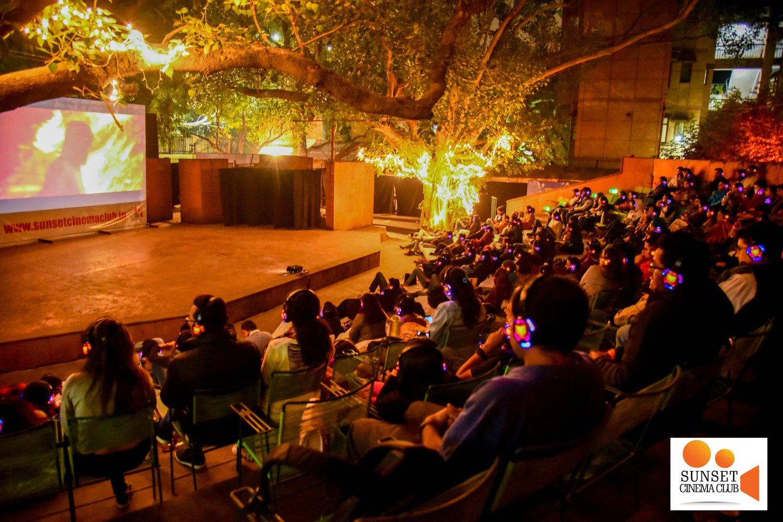 Open Air Cinema - Valentine's Weekend on Thu, 14 Feb 2019