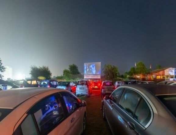 SCC Drive-In - Date Night on 23 Oct 2021 at chandigarh india