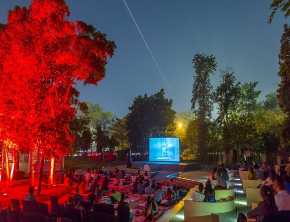 SCC Open-Air Cinema - Halloween Weekend on 30 Oct 2021 at bangalore India