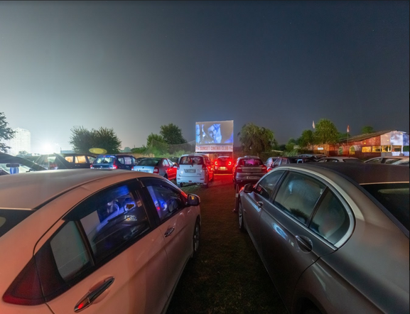 Drive-In Cinema - Blockbuster Weekend on 25 Apr 2021 at kochi india