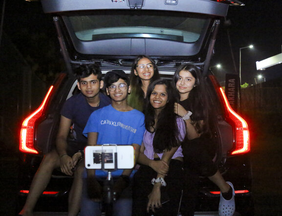 SCC Drive-In - Celebration Weekend on 25 Sep 2021 at delhi-ncr India