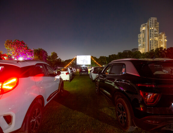 SCC Drive-In - Independence Day Special on 14 Aug 2021 at delhi-ncr India