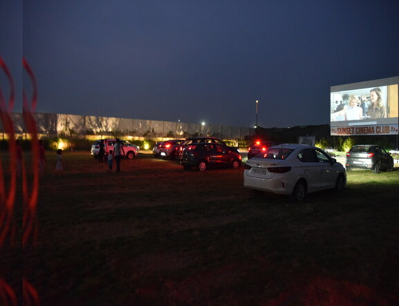 SCC Drive-In - Blockbuster Night on 09 Oct 2021 at chandigarh india