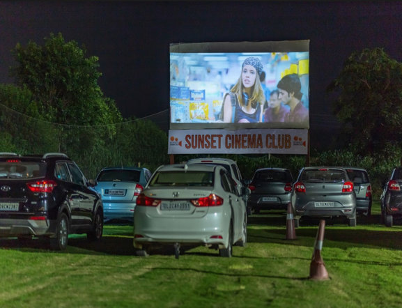 Drive-In Cinema - Date Night on 01 May 2021 at kochi india