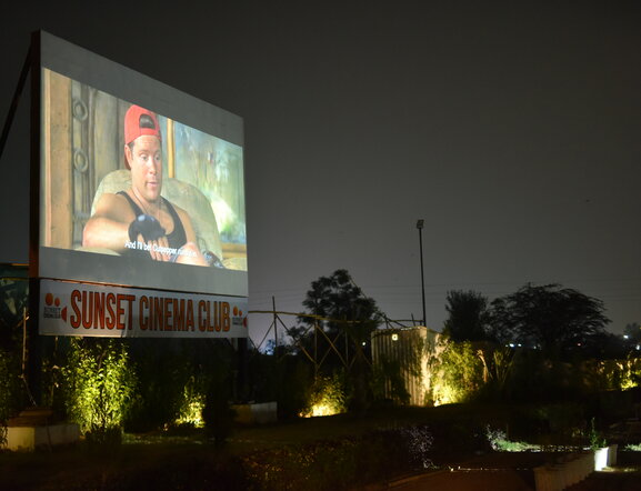 SCC Drive-In - Date Night on 08 Aug 2021 at chandigarh India
