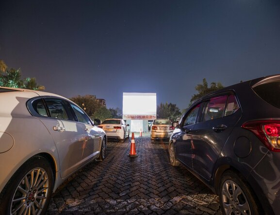 Drive-In Cinema – International Films on 17 Apr 2021 at kochi india