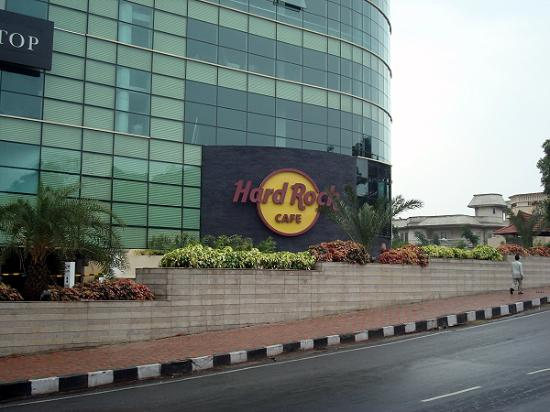 Hard Rock Cafe, Hyderabad GVK One, Rd Number 1, Banjara Hills, Hyderabad, Telangana 500034 Hyderabad
