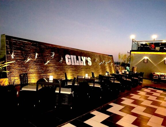 Gilly's Restobar Gilly's Restobar, 175/176, 6th Floor, The Pavilion, Opposite Brand Factory, Bannerghatta Road, Bangalore Bangalore